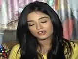 Amrita Rao Casual Cute At Love U Mr. Kalakar