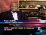 Archie Griffin & Wendy&#039 S High School Heisman Award 7:05 A.m