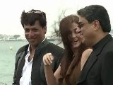 Aishwarya Announcing New Film Heroine - Cannes - 2011