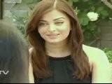 Aishwarya&#039 S Interview W NDTV Longer Version - 2011