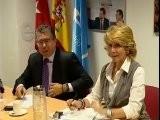 Aguirre Dice Que La Polic&iacute A Fabric&oacute Pruebas