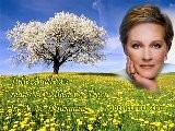 A. E. Housman - Loveliest Of Trees - Julie Andrews
