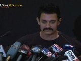 Aamir Khan At New Item Number Disco Fighter Press Conference