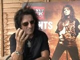 Alice Cooper Freaks Out