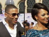 Access Hollywood Nelly & Ashanti Stay Mum On Their Relationship