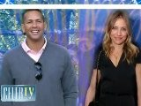 Alex Rodriguez Caught Flirting With Christie Brinkley?