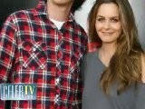 Alicia Silverstone Pregnant!
