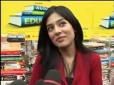 Amrita Rao Wishing Miss Earth For Bring The Crow Back To India