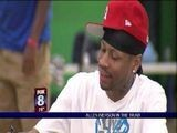 Allen Iverson In Greensboro