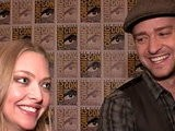 Access Hollywood Justin Timberlake & Amanda Seyfried Make &#039 Time&#039 For Comic-Con 2011