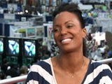 Attack Of The Show Archer' S Aisha Tyler At Comic-Con 2011
