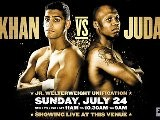 Amir Khan Vs Zab Judah Highlights 24-07-2011