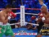 Amir Khan 25-1,17 KOs Vs Zab Judah 41-6,28 KOs