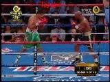Amir Khan Vs Zab Judah - Round 5 - K.O