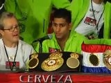 Amir Khan After Fight Press Conference 24-711