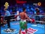 Amir Khan Vs Zab Judah - Round 5 - KO