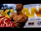 Amir Khan Vs Zab Judah Weigh In