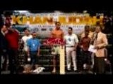 Amir Khan Vs Zab Judah Weigh Ins Esp Guest Bernard Hopkins Jr