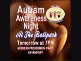 Autism Awareness Night At The Ball Park