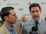 Access Hollywood &#039 The Office&#039 Cast On James Spader As The New Boss: &#039 He&#039 S Killing It!&#039