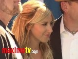 Ashley Tisdale At Phineas And Ferb Movie Premiere