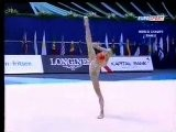 Anna Bessonova - Ball EF Baku World Championships 2005
