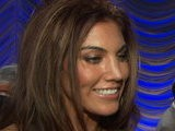 Access Hollywood Hope Solo, Nancy Grace, Chynna Phillips & Elisabetta Canalis Talk Joining ' Dancing With The Stars'