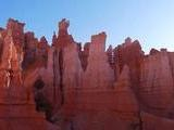 Along The Rim Of Bryce Canyon National Park, Utah