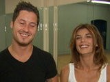 Access Hollywood Inside Elisabetta Canalis' ' Dancing With The Stars' Rehearsal