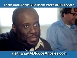 ADR Services In Los Angeles, Watch A Video Tour Through Blue Room Post