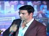 Akshay Kumar Speaks About &#039 Once Upon Time In Mumbai&#039 Squeal