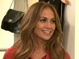 Access Hollywood Jennifer Lopez Talks Kids, &#039 American Idol&#039 & New Fashion Line