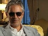Andrea Bocelli Lives Out His Dreams In New York