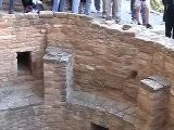A Tour Of The Cliff Palace At Mesa Verde NP