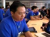 Apple Opens First Store In Hong Kong