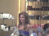 AnnaLynne McCord Makes Her Rounds In Hollywood