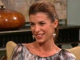 Access Hollywood Elisabetta Canalis On Her Eminem Tattoo & Looking For Work In America