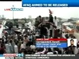 Afaq Ahmed Release: MQM-H Supporters Await Their Leader