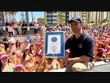 Australia Sets New Bikini Parade World Record
