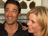 Access Hollywood Behind The Scenes With Julie Bowen & Gilles Marini On &#039 Modern Family&#039