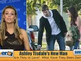 Ashley Tisdale And Scott Speer Get Cozy