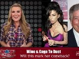 Amy Winehouse Collaborating With Lady Gaga?