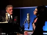 Amy Winehouse New Video With Tony Bennett