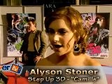 Alyson Stoner Interview: Step Up 3D Premiere