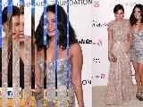Ashley Tisdale & Vanessa Hudgens Oscar Party Fashion Recap