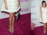 Ashley Tisdale ' Sharpay' S Fabulous Adventure' Movie Premiere Fashion Recap