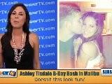 Ashley Tisdale' S Beach Birthday Recap