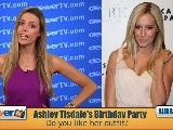 Ashley Tisdale&#039 S Birthday Bash