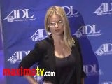 Alice Eve At ADL Entertainment Industry Awards 2011