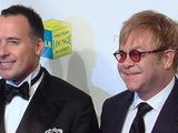 Access Hollywood Elton John & David Furnish&#039 S &#039 Enduring&#039 Fight Against AIDS